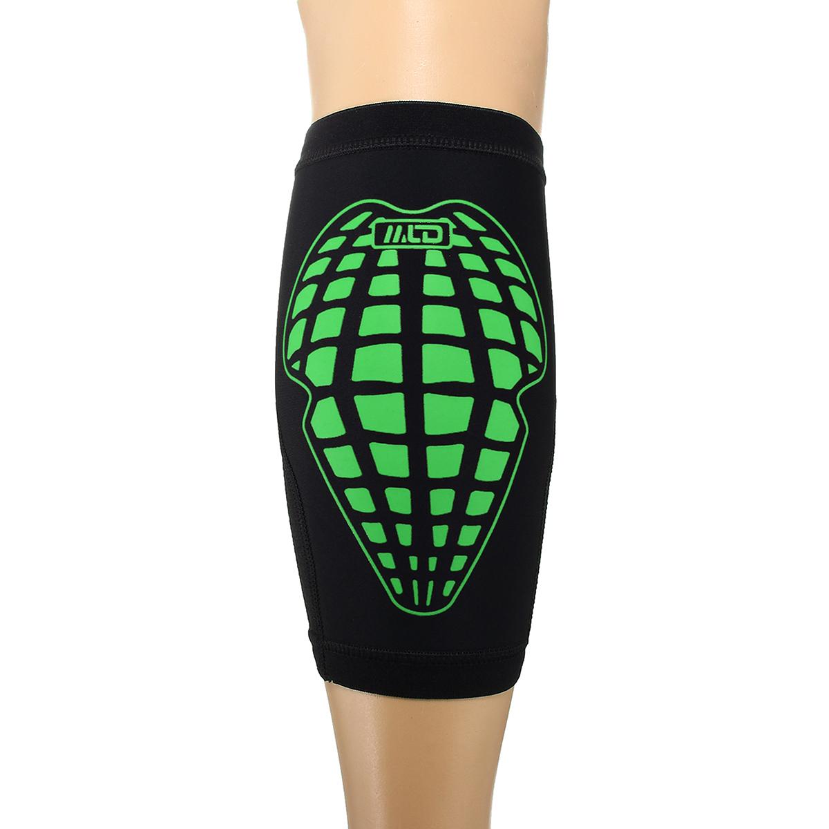 Single Basketball Running Shinguard Kneepad Calf Sleeve Sports Fitness Movement Protector