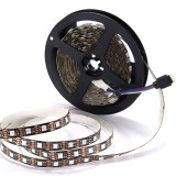 0.5/1/2/3/4/5M SMD5050 RGB LED Strip Lamp Bar TV Back Lighting Kit + USB Remote Control DC5V