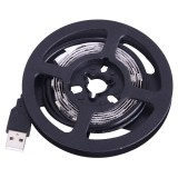 14.4W 60 LEDs SMD 5050 USB TV Bare Board Rope Light with 50cm USB Interface Cable, 1m (Warm White)