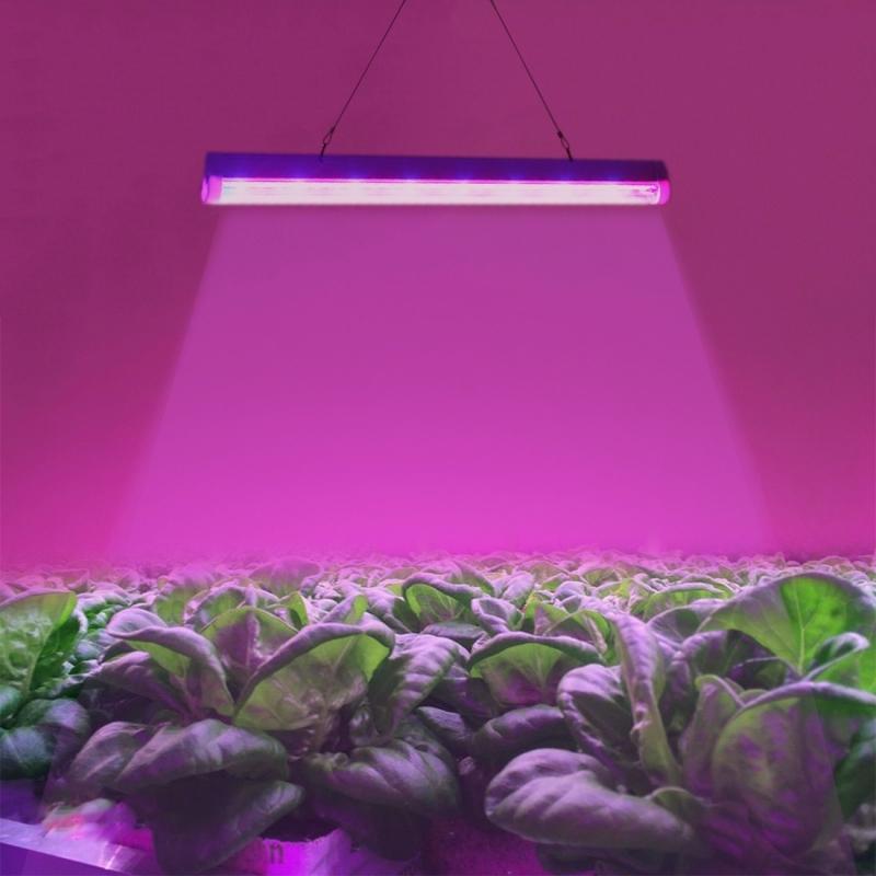 T5 4 8w 24 Leds Led Plant Growth Light Greenhouse Light