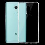 Xiaomi Redmi Note 4X 0.75mm Ultra-thin Transparent TPU Protective Case (Transparent)