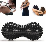 Peanut Spiky Stimulate Acupuncture Muscle Massager Roller Relax Tension Pain Relief Ball