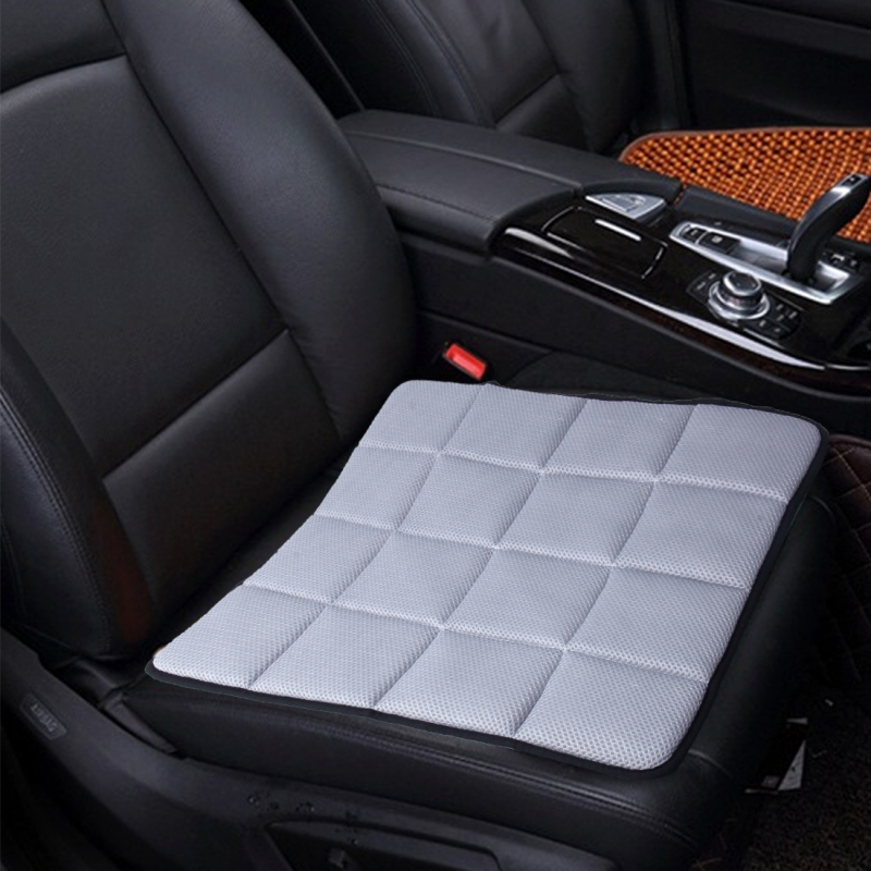 universal breathable four season auto ice blended fabric mesh seat cover cushion pad mat for car. Black Bedroom Furniture Sets. Home Design Ideas
