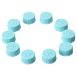 10 PCS Car Auto Universal Dustproof Air Condition High Pressure Protective Valve Cap Cover