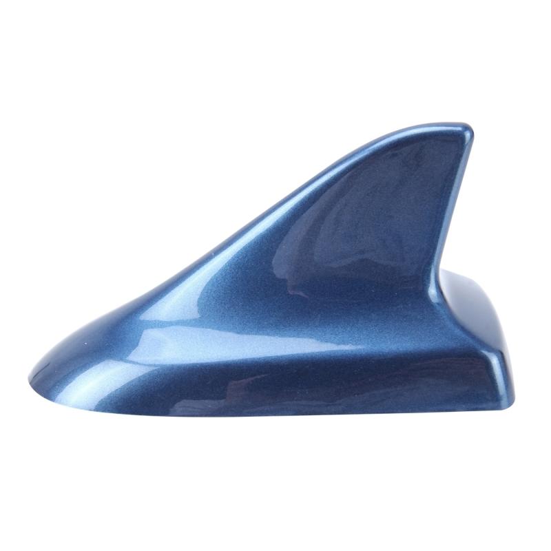A 886 Car Auto Shark Fin Dome Antenna Decoration For Honda