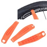 3 PCS Mountain Bike Cycling Nylon Tyre Disassemble Crowbar Tool