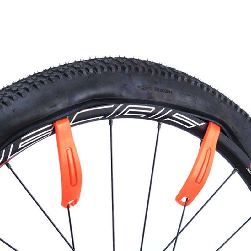 3 PCS Mountain Bike Cycling Nylon Tyre Disassemble Crowbar Tool