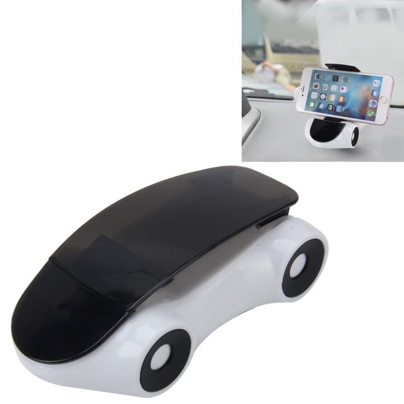 Car Auto Universal Sportscar Shape Adjustable Flexible Cell Phone Clip Holder For Most Smart