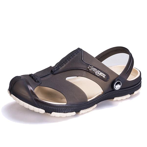 Men Slipper Beach Shoes Outdoor Soft Casual Sandals