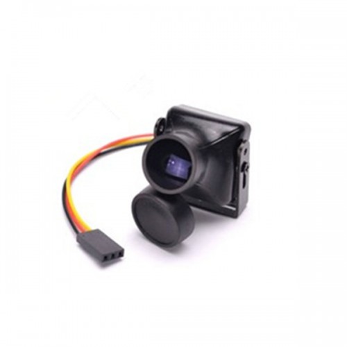 1200TVL PAL/NTSC 1/3 CMOS 2.8mm Wide Angle Mini FPV Camera