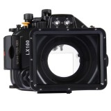 PULUZ 40m Underwater Depth Diving Case Waterproof Camera Housing for Panasonic LUMIX DMC-LX100