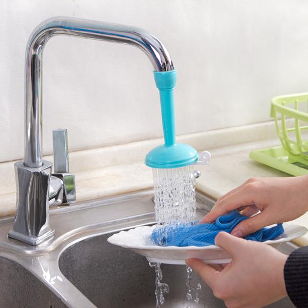 Kitchen Bathroom Faucet Splash Sprinkler Head Water Nozzle