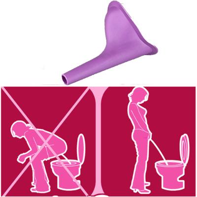 Device up standing women Outdoor pee