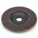 100mm Grinding Wheel Angle Grinder Flap Sanding Disc 120/240/320 Grit Abrasive Wheels