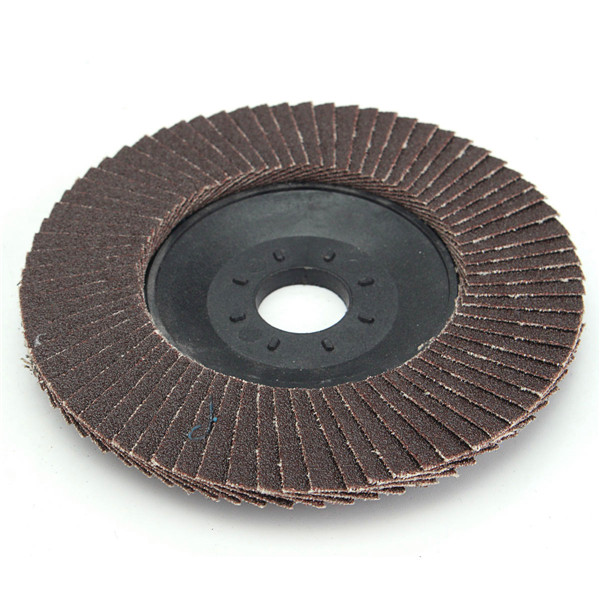 Carbon Steel Grinding Company New Zealand: 100mm Grinding Wheel Angle Grinder Flap Sanding Disc 120