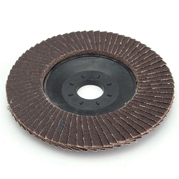 100mm Grinding Wheel Angle Grinder Flap Sanding Disc 120 ...