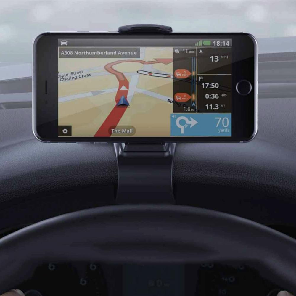 Universal Nonslip Dashboard Car Mount Holder Adjustable