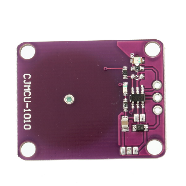 5Pcs CJMCU-0101 Single Channel Inductive Proximity Sensor Switch Button Key Capacitive Touch Switch Module For Arduino
