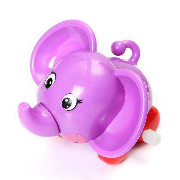 Love The Angel Little Flying Elephant Clockwork  Animal Toy Car Educational Children Gift