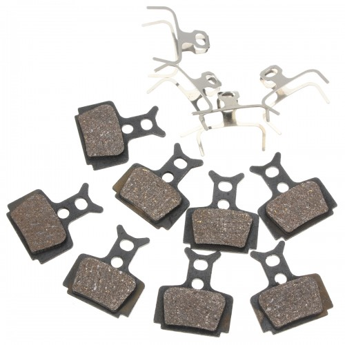 BIKIGHT 4 Pair of  Semi Metal / Sintering Disc Brake Pads Fit Formula The One / R1 / RX