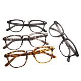 Men Women Vintage Clear Lens Eyewear Sexy Cat Eye Retro Transparent Computer Eyeglasses