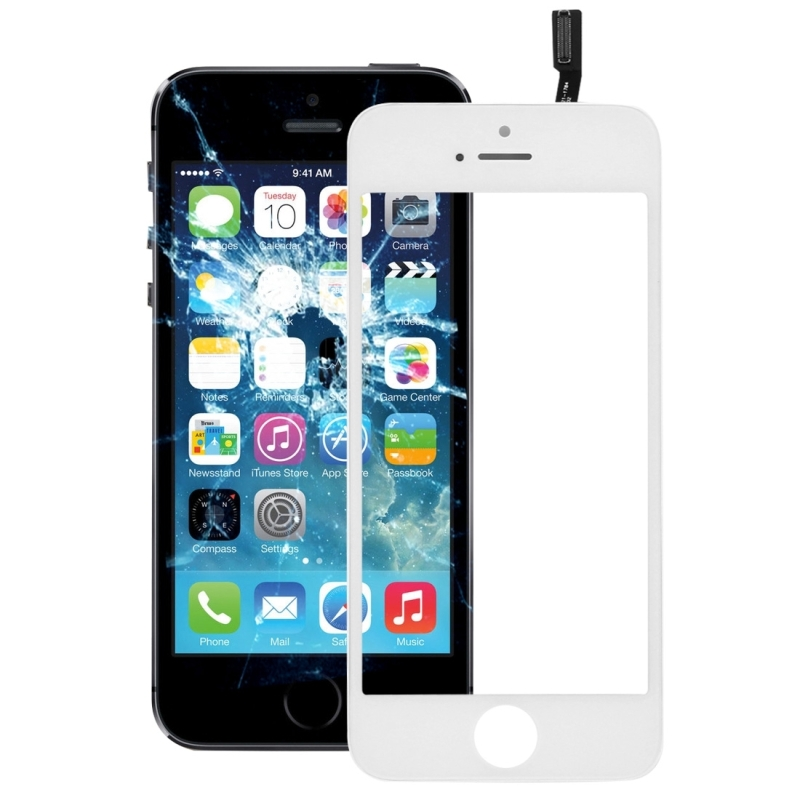 iphone 5s front screen replacement replacement for iphone 5s touch screen digitizer assembly 17474