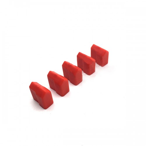 T Style Anti Slip Short-circuit Proof Plug Insulating Caps for RC Models