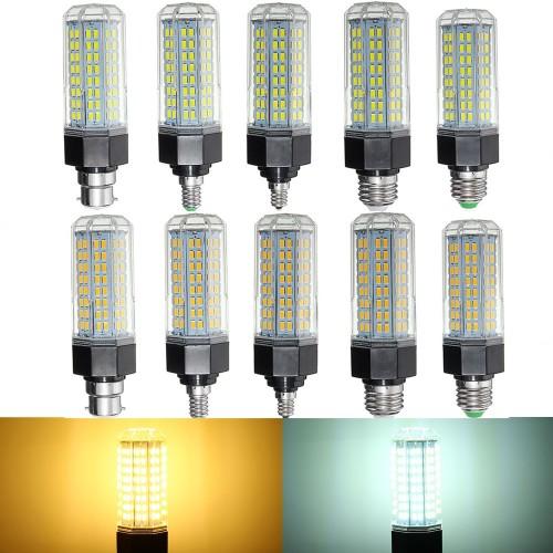 e27 e14 b22 e26 e12 10w smd5730 dimmable led corn light lamp bulb ac110 265v. Black Bedroom Furniture Sets. Home Design Ideas