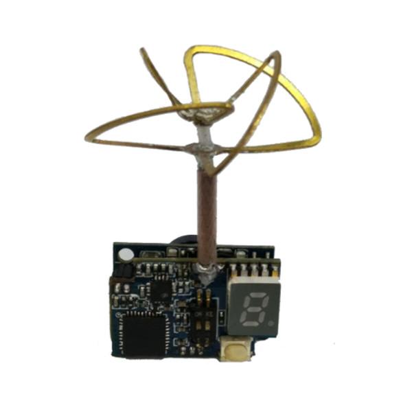 JJA TCYH42 5.8GHz 48CH 25mW/200mW Switchable Raceband 1200TVL 1/4 CMOS PAL/NTSC Switchable Camera