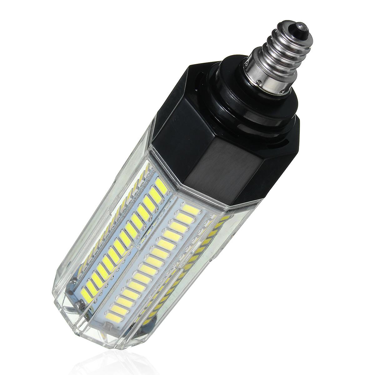 e27 b22 e26 e12 e14 15w 5730 smd led corn light lamp bulb non dimmable ac110 265v. Black Bedroom Furniture Sets. Home Design Ideas