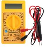 DT-830B LCD Digital Multimeter Electric Voltmeter Ammeter Ohm Tester AC/DC 750/1000V Amp Volt Ohm Tester Meter