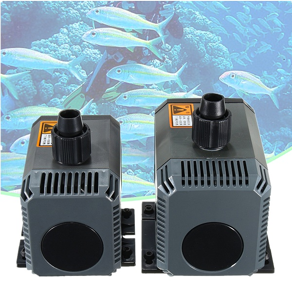 Submersible Water Pump Fish Tank Fountain Water Pump Multi-Function Pump