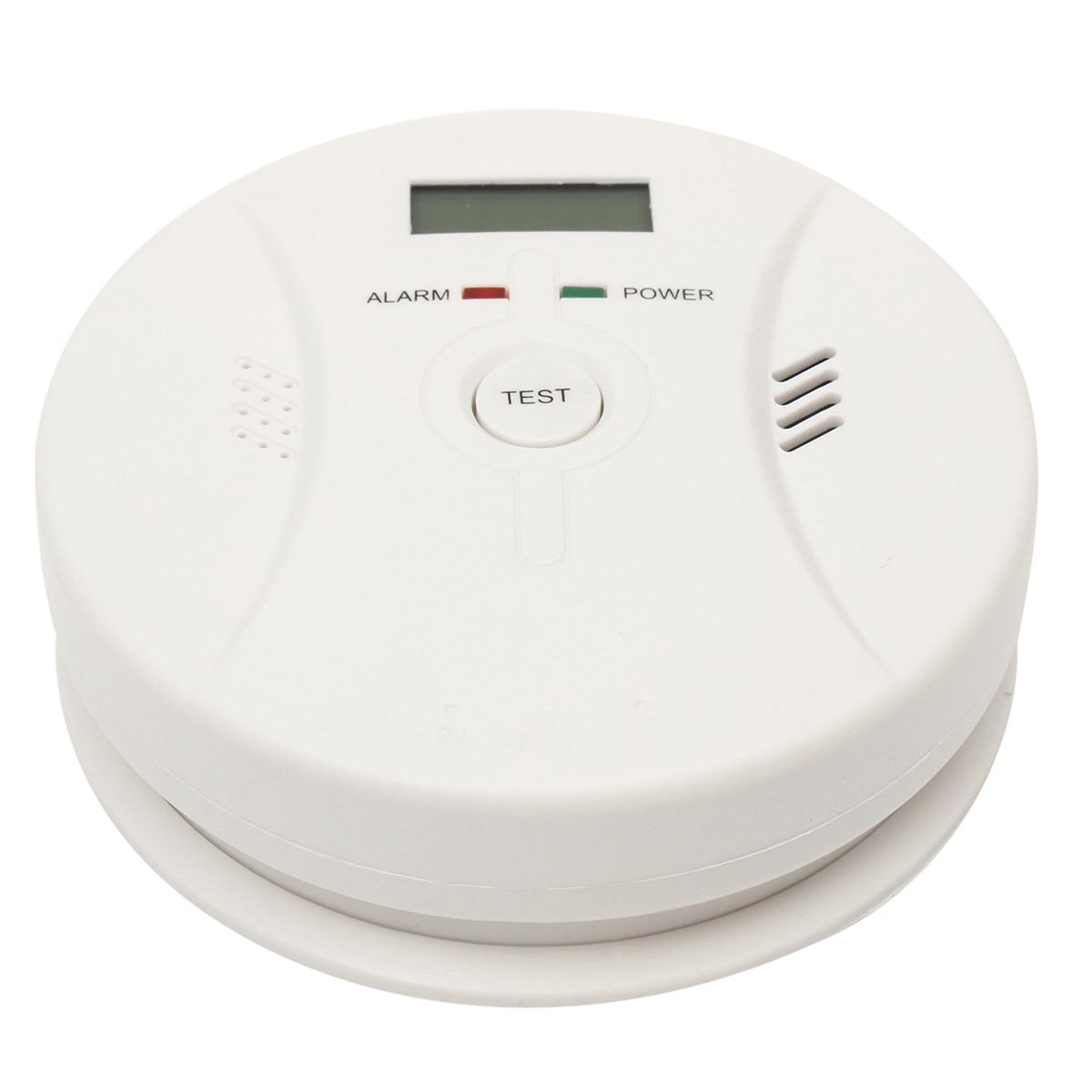 Co Carbon Monoxide Detector Poisoning Smoke Fire Security Alarm Warning Sensor Alex Nld