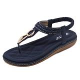 Outdoor Beach Flat Flip Flops Casual Flat Sandals
