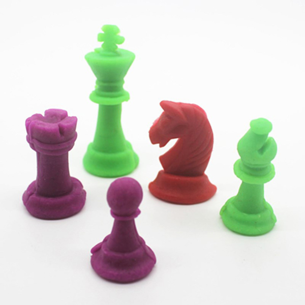 Honana CF-BW16 Silicone Chess Fondant Cake Mold Chocolate Candy Sugar Mould Bakeware Decorating Tool