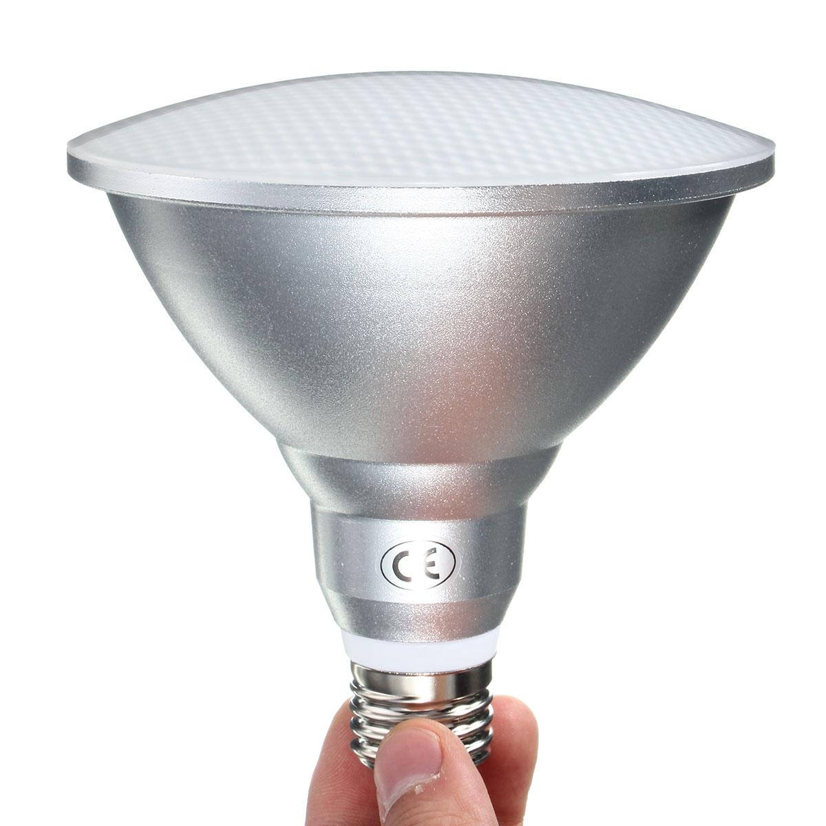 dimmable e27 par38 15w 900lm led spot light lamp bulb indoor lighting 110v alex nld. Black Bedroom Furniture Sets. Home Design Ideas