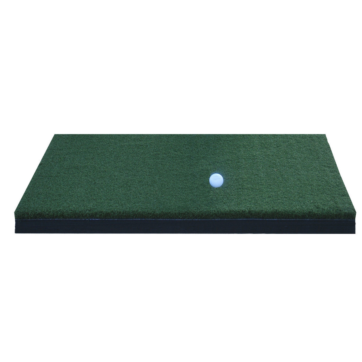 Nylon Golf Practice Mat Hitting Grass Driving Holder