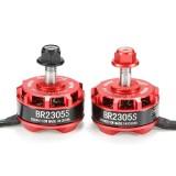 Racerstar Racing Edition 2305 BR2305S 2600KV 2-4S Brushless Motor For X210 X220 250 300 FPV Racer