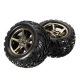 Vkarracing 1/10 4WD Vkarracing Wheel Set 52T 'ET1052 For 51201 51204 RC Car 2Pcs