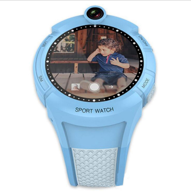 Kids Smart Watches with Camera GPS Location Child Touch ...