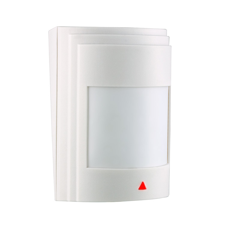 Wired PIR Infrared Motion Detection Detector Sensor Alarm for Home Security GSM Alarm System