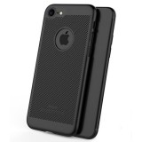 Mesh Dissipating Heat Fingerprint Resistant Hard PC Shockproof Back Case For iPhone 7 4.7″