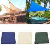 IPRee™ 3.6×3.6×3.6M/5x5x5M Sun Shade Sail Anti-UV Outdoor Patio Lawn Triangle Tent Canopy