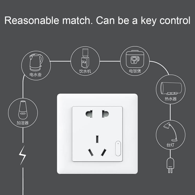 Xiaomi Smart Home Aqara Smart Light Control Wall Socket