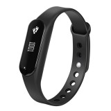 CHIGU C6 0.69 inch OLED Display Bluetooth Smart Bracelet, Support Heart Rate Monitor / Pedometer / Calls Remind / Sleep Monitor / Sedentary Reminder / Alarm / Anti-lost, Compatible with Android and iOS Phones (Black)