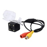 720?540 Effective Pixel PAL 50HZ / NTSC 60HZ CMOS II Waterproof Car Rear View Backup Camera With 4 LED Lamps for 2013/2015 Version Mondeo