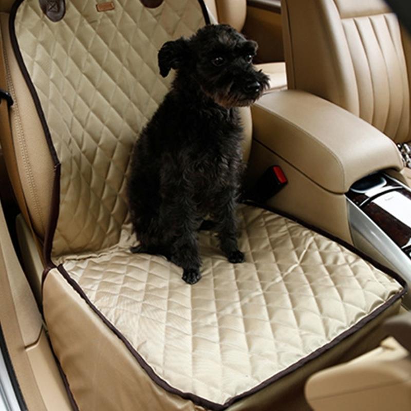 Nonslip Folding Waterproof Car Vice Driving Seat Cover Pet Cat Dog Cushion Mat 58 X