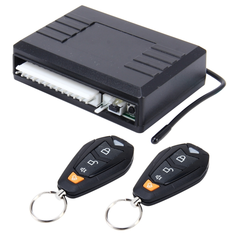 Car auto universal security keyless entry locking system for Keyless entry system