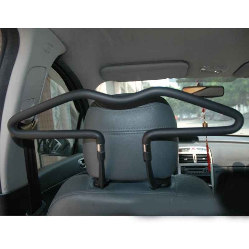 Car Auto Universal Metal Seat Headrest Cloth Jacket Suit Coat Hanger