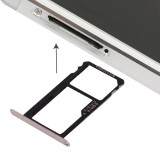 Replacement Huawei Honor 7 Nano SIM Card Tray + Nano SIM / Micro SD Card Tray (Gold)